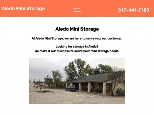 Aledo Mini Storage