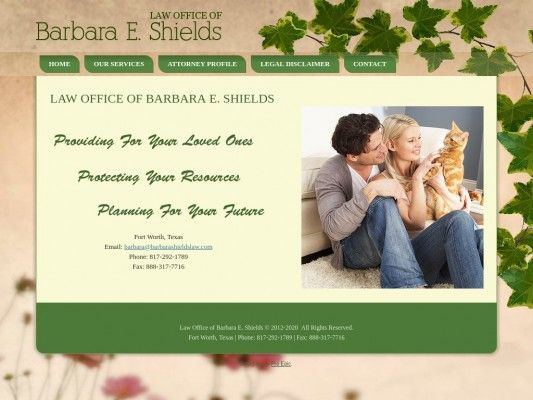 Law Office of Barbara E. Shields