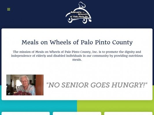 Meals on Wheels of Palo Pinto County