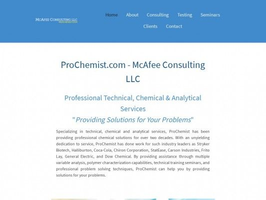 McAfee Consulting