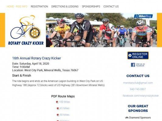 Rotary Crazy Kicker