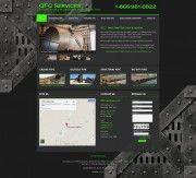 The original QFC Services website