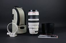 Zoom Lens - Product Photography