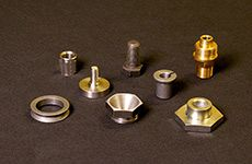 machined parts product photo
