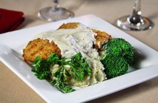 Chicken Fried Steak - Product Photography